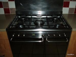 smeg range cooker in my kitchen